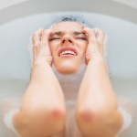 http://www.dreamstime.com/royalty-free-stock-photo-portrait-frustrated-woman-bathtub-young-image36368345